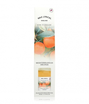 Wax Lyrical Fragranced Reed Diffuser 100 ml Mediterranean Orange